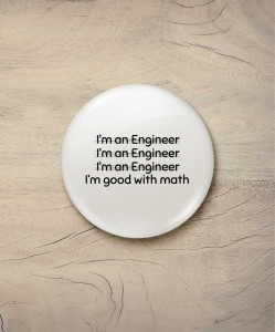 Button engineer mens